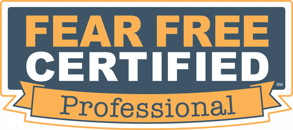 Fear Free Certified Veterinary Care